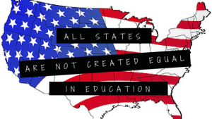 All States Are Not Created Equal In Education