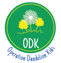 operation dandelion kids logo