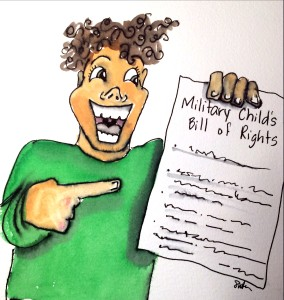 Parents Need to Know the Military-Connected Children's Educational Bill of Rights