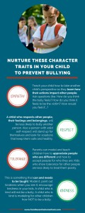 Nurture These Character Traits In Your Child To Prevent Bullying