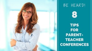 Top 8 Tips for Parent-Teacher Conferences
