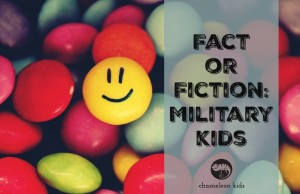 Fact or Fiction? The Truth About Being a Military Kid