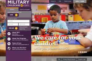 A New, Convenient Child Care Option for Military Families