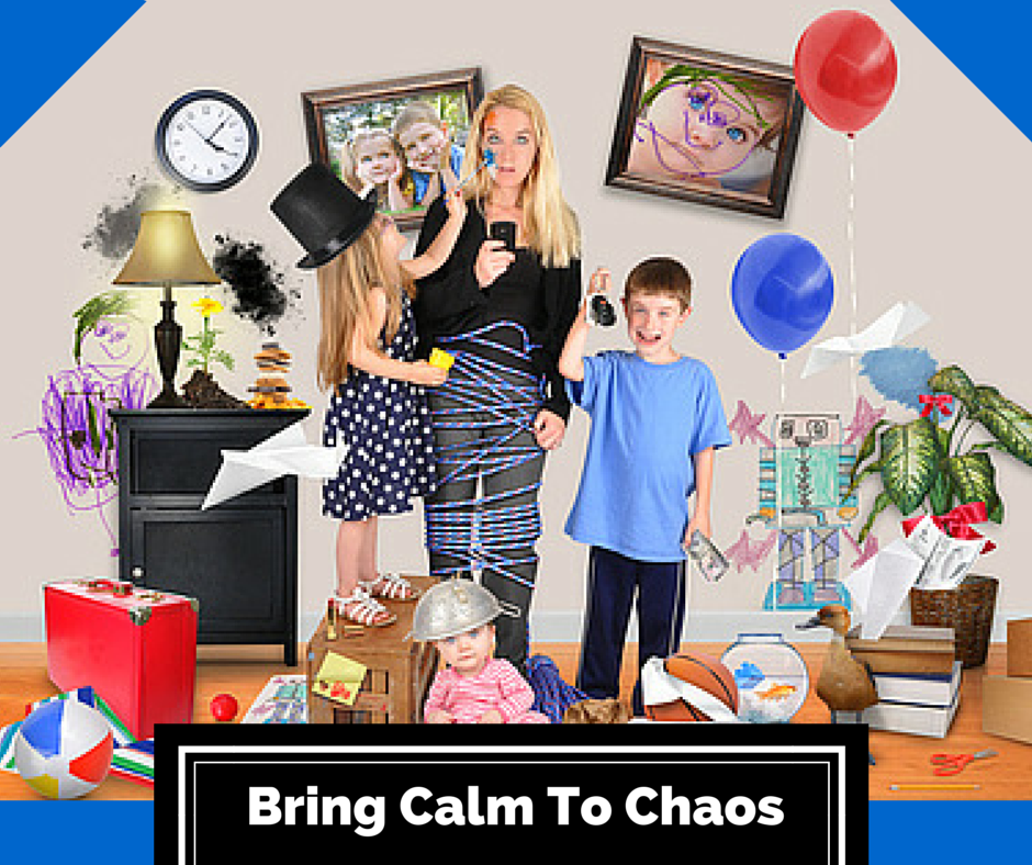 Calm to Chaos 061815
