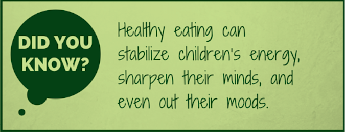 Did You Know? Healthy Eating Tip