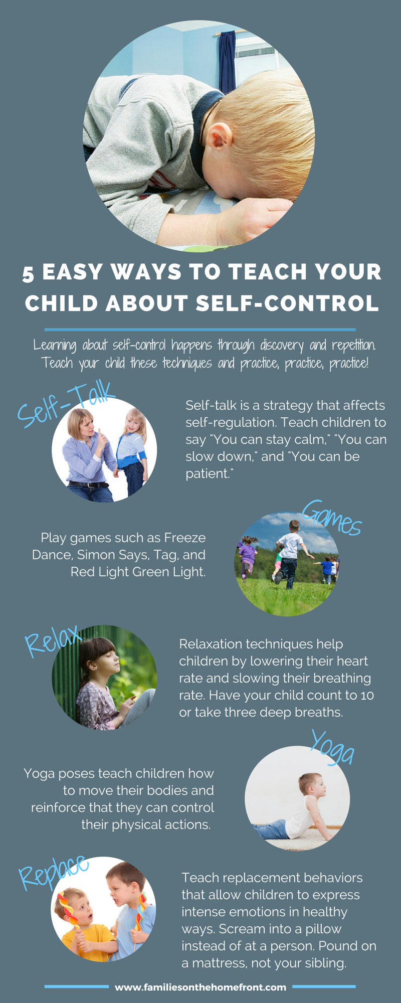 5 Easy Ways To Teach Your Child Self-Control