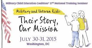 Military Child Education Coalition National Training Seminar