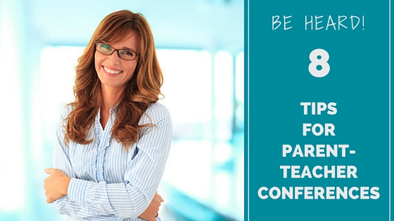 Parent-Teacher Conference 101415
